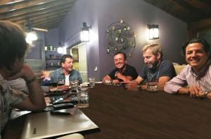 """Ganancias: Massa fue el anfitrión de una cumbre de operadores macristas y """"renovadores"""""""