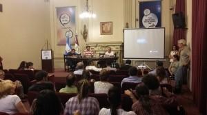 """Segundo """"encontronazo"""" entre opositores y oficialistas por la Ley de Bosques"""