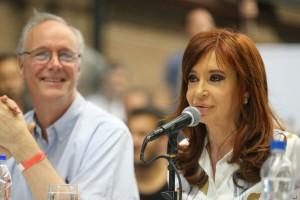 "Causa AMIA: CFK acusó al ex juez Galeano por ""juntar papeles"""