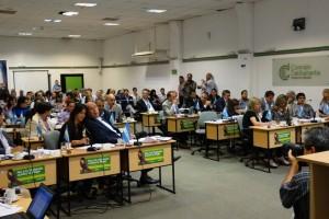 #Boletazo Con el voto de Sesma, oficialismo aprobó la suba del boleto a $12,55