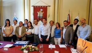 La Ciudad fue escenario de la Cumbre de Viceintendentes del país