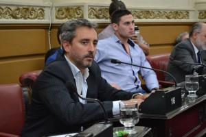 "Ley de Bosques: Fresneda cargó duro contra UPC por querer destruir ""lo poco que queda"""