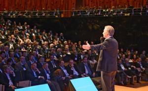 Macri calificó con ocho su año de gestión