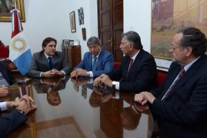Infraestructura: Expresan interés en un acuerdo político entre la Provincia y autoridades chilenas