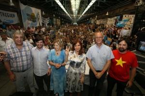 """CFK advirtió de """"políticas criminales"""" que se presentan como """"errores de gestión"""""""