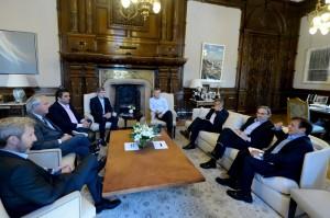 Avanzan las negociaciones para alcanzar un acuerdo sobre Ganancias