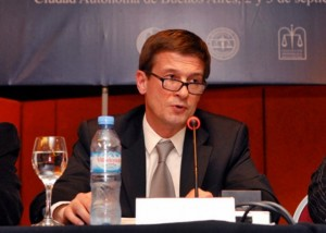 El juez Ercolini y el fiscal Taiano denunciaron ser víctimas de escuchas ilegales