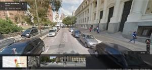 """Podrán presentarse imágenes de """"Street View"""" al solicitar el Beneficio de Litigar sin Gastos"""
