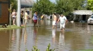 Por las inundaciones en Jovita, gobierno destinó $500 mil para asistencia