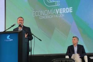 """Economía Verde: Junto a Macri, Schiaretti abogó por una """"producción que no esté reñida con el medioambiente"""""""