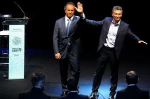 Scioli cruzó a Macri… por los aires acondicionados