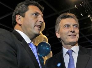 """Contraataque: Macri tildó a Massa de """"impostor"""""""