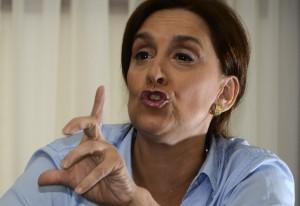 Ahora, Gabriela Michetti niega un posible veto al proyecto opositor de Ganancias