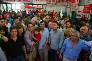 """Negri le apuntó al PJ cordobés, al afirmar que actúa """"con picardía"""" ante el gobierno nacional"""