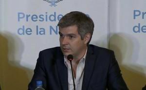"""Proyecto opositor/Ganancias: Peña advirtió de su alto costo fiscal y lo rotuló de """"poco serio"""""""