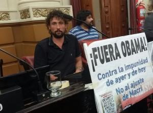 """Ley de Bosques: La Izquierda convocó a """"frenar"""" la entrega de la provincia a los grandes empresarios del campo"""