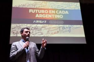 """Arsat lleva los """"estrenos"""" nacionales a tu casa"""