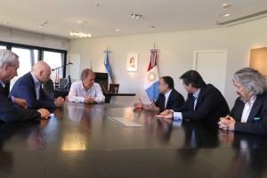 Conexión área: En diálogo con Schiaretti, autoridades de Andes dieron a conocer su plan de expansión