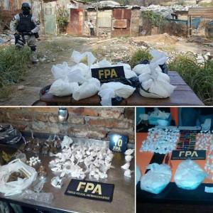 Reunión de magistrados y funcionarios por coordinación del trabajo en materia de lucha contra la droga