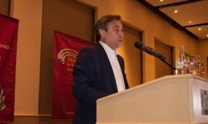 """Ante intendentes radicales, Mestre afirmó: """"No hay 2019 si no hay 2017″"""