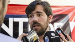 """""""Están jugando con las expectativas de los trabajadores"""", sostuvo Del Caño, sobre Ganancias"""