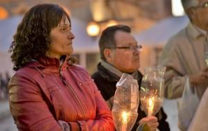 Marcha en Córdoba por una navidad en paz y por medidas urgentes para combatir la pobreza