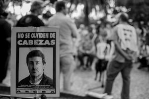 """La hermana de Cabezas criticó que """"todos los asesinos están en libertad"""""""