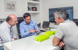 La Provincia equipará con dispositivos tecnológicos a los agentes sanitarios