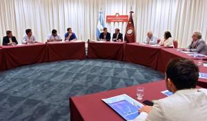 La Provincia e intendentes pondrán en marcha el Plan de Políticas Sustentables