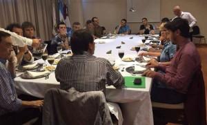 """Opositores quieren que el secretario privado de Mestre rinda cuentas por los """"cocineros"""""""