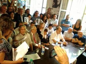 A un año de la detención de Milagro Sala anuncian denuncias contra Morales y hubo piquetes