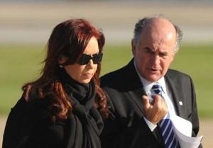 El audio de CFK contra Stiuso genera polémica y abre otro frente judicial