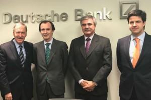 Misión en España: Ofrecen a la Provincia financiamiento para la construcción de 40 escuelas ProA