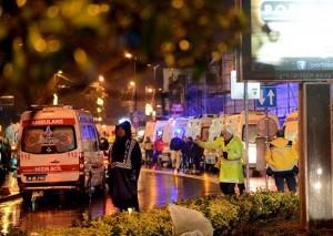 El Papa condenó el atentado en Estambul