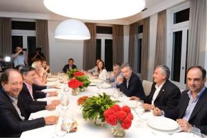 Tras la reunión de la UCR con Macri, en Cambiemos acuerdan ir juntos a la elección legislativa