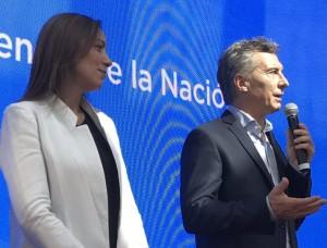 """Macri se muestra optimista ante un país que """"vuelve a tener oportunidades de progreso"""""""