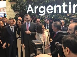 """Córdoba se ha transformado en la otra puerta de entrada a la Argentina"""