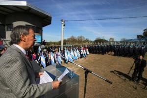El gobierno de Schiaretti removió a la cúpula de Investigaciones de la Policía