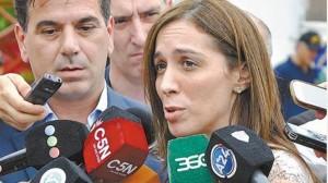 """Para Vidal, la provincia """"recibe la mitad de lo que aporta"""""""