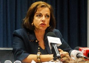Polémica propuesta de Garré para dichos sobre la dictadura