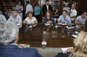 Los docentes bonaerenses rechazaron la oferta de aumento salarial del 18% del gobierno de Vidal