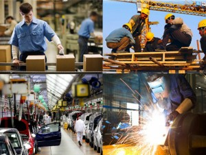 Según  informe de la UIA, la Industria cayó 4,9% durante el año pasado