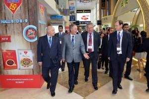 Desde Dubai, Schiaretti abogó por una Región Centro que lidere la iniciativa de agregar valor a los productos agropecuarios
