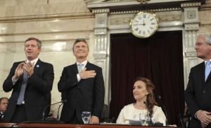 """Discurso de Macri ante el Congreso, con menos menciones a """"la herencia"""""""