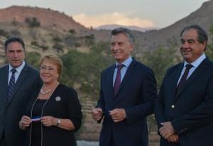 Firme apoyo de Macri y Bachelet a la integración y la Alianza del Pacífico