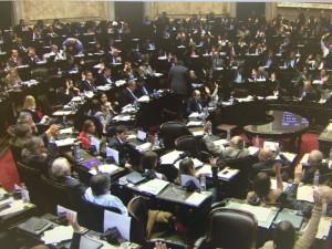 Diputados aprobó ley que modifica el régimen de ART