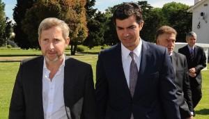 Caputo y Frigerio junto a cinco gobernadores viajan a EE.UU a gestionar un nuevo crédito