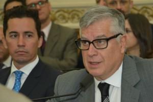 """""""Odebrecht se presentó, y ganó una licitación pública"""", sostuvo Gutiérrez, al rebatir criticas de Cambiemos"""