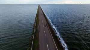 Nación y Provincias realizan trabajos para minimizar los efectos de la crecida en la laguna La Picasa