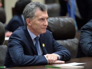 """Macri y el vice de Trump se comprometieron a """"redoblar esfuerzos"""" para impulsar la economía"""